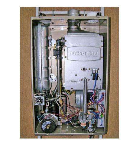 Как грамотно выполнять ремонт газовых котлов Навьен