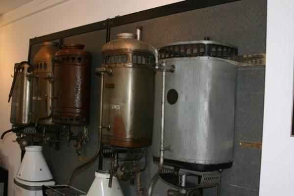 Газовый котел советского производства