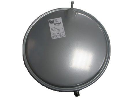 Расширительный бак круглой формы